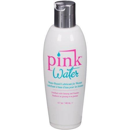 Lubricant Water Based - Pink Water 4.7 Oz-LUB-The Love Zone