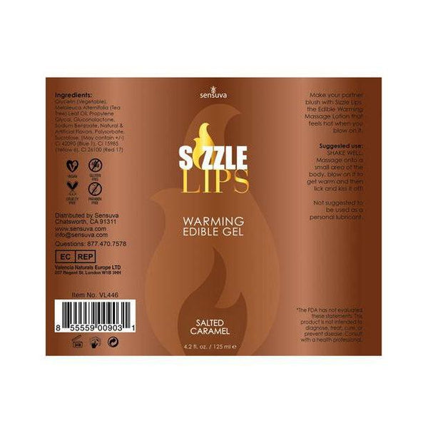Enhancer - Salted Caramel Sizzle-LOT-The Love Zone