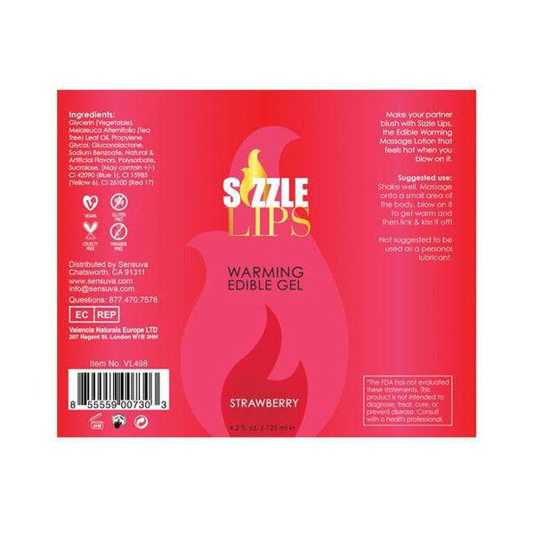 Enhancer - Strawberry Sizzle-LOT-The Love Zone