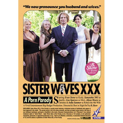 Adult Movie - Sister Wives XXX A Porn Parody-DVDC-The Love Zone