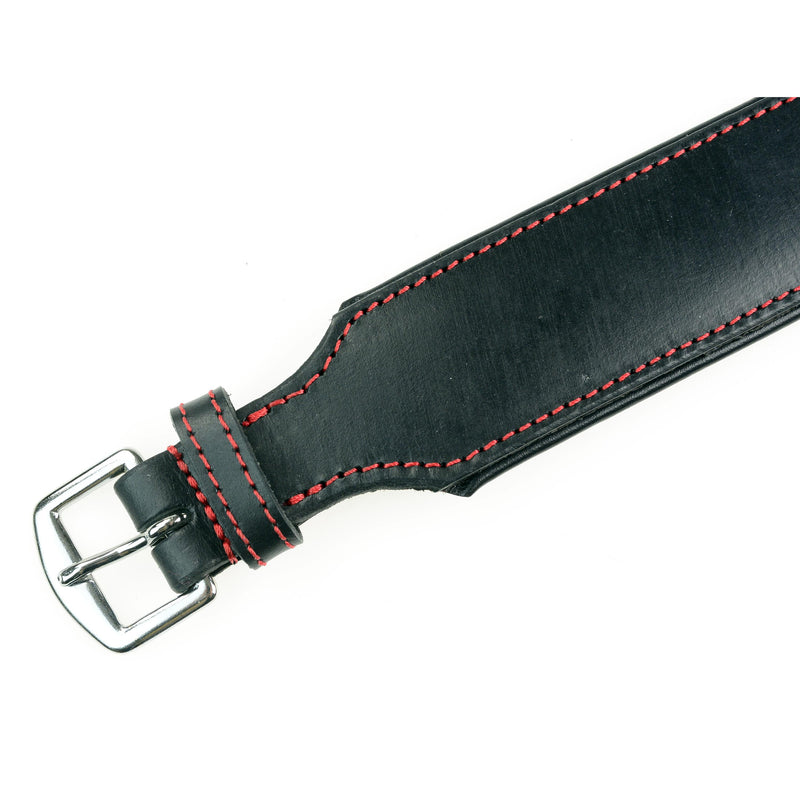 "Collar - Leather ""Pig"" Padded Slave Collar-Fetish/Bondage-The Love Zone"