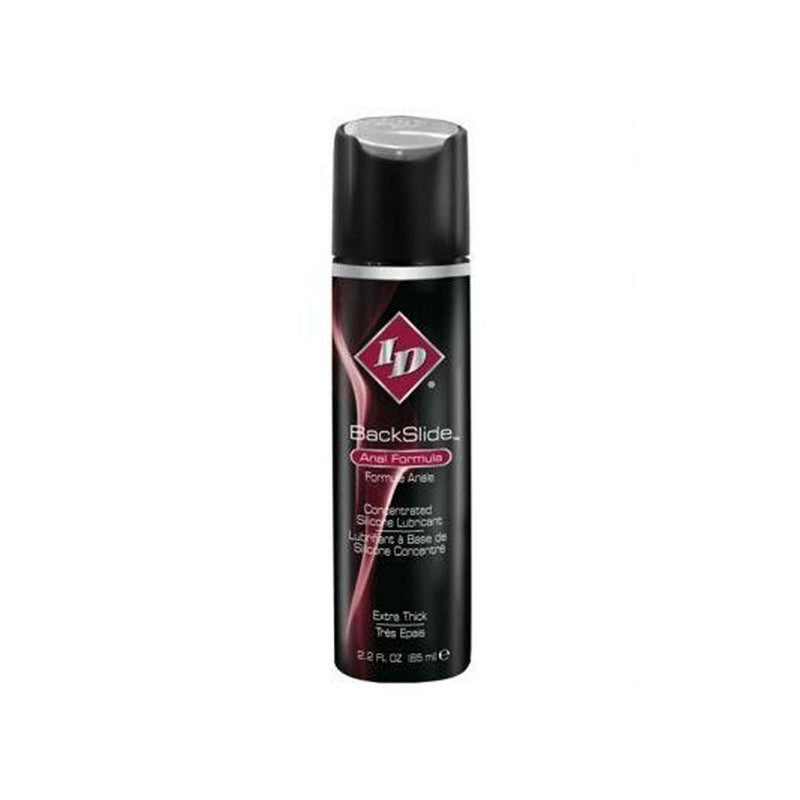 Lubricant Specialty - ID Backslide Anal Lubricant 1 oz-SIL-The Love Zone