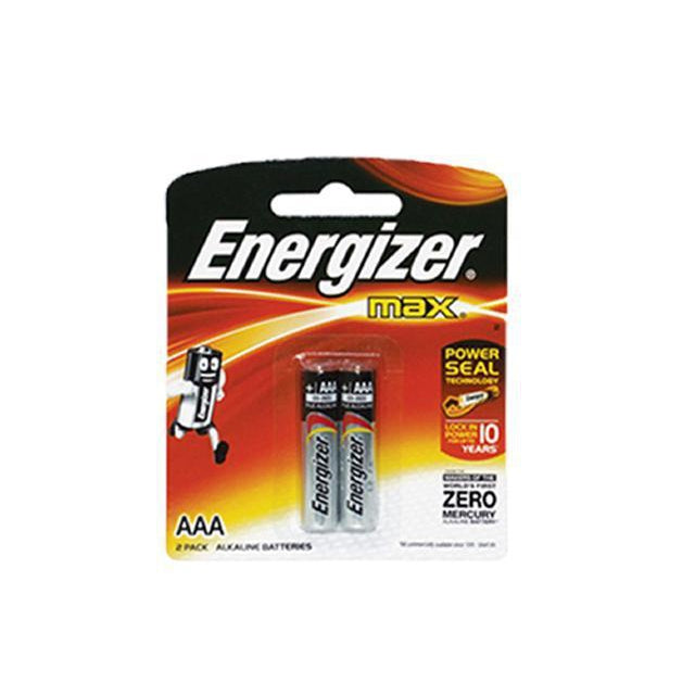 Batteries - Energizer AAA 2 Pak Duracell-BAT-The Love Zone