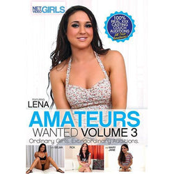 Adult Movie - Amateurs Wanted 3-DVDC-The Love Zone