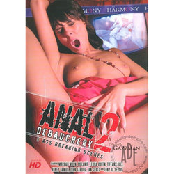 Adult Movie - Anal Debauchery 2-DVDC-The Love Zone