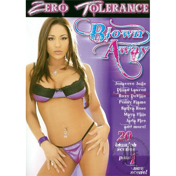 Adult Movie - Blown Away-DVDC-The Love Zone