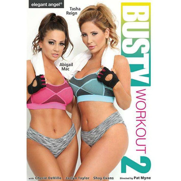 Adult Movie - Busty Workout 2-DVDC-The Love Zone