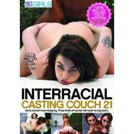 Adult Movie - Interracial Casting Couch 21-DVDC-The Love Zone