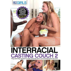 Adult Movie - Interracial Casting Couch 2-DVDC-The Love Zone