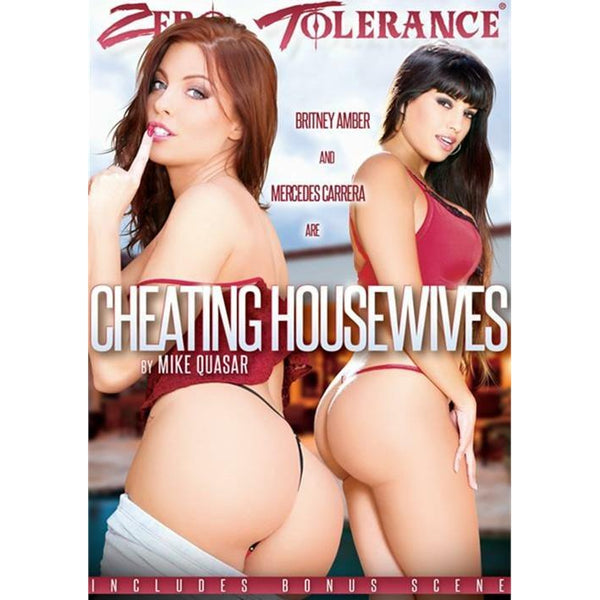 Adult Movie - Cheating Housewives-DVDC-The Love Zone