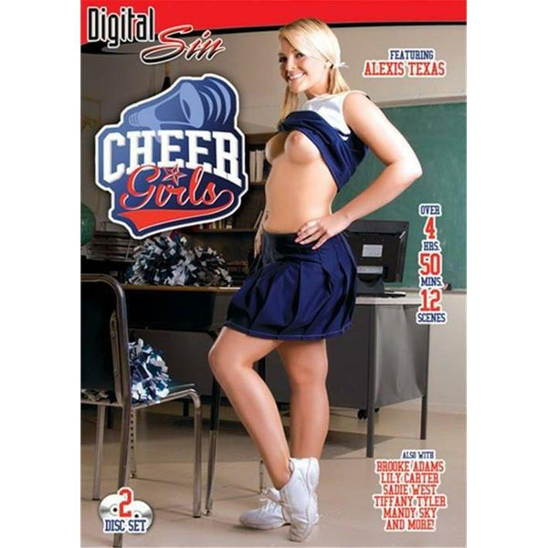 Adult Movie - Cheer Girls-DVDC-The Love Zone