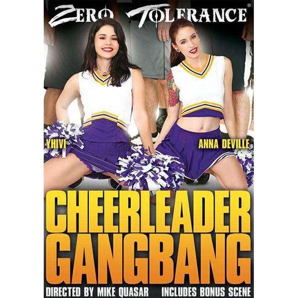 Adult Movie - Cheerleader Gangbang-DVDC-The Love Zone