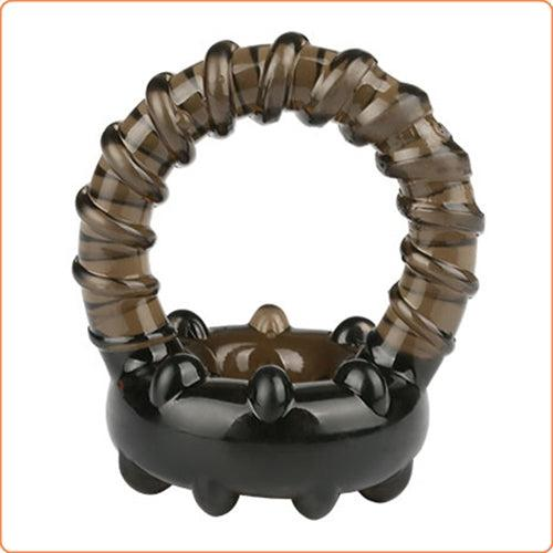 Cock Holster Stretchy Fig 8 Ring-TRING-The Love Zone