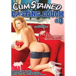 Adult Movie - Cum Stained Casting Couch 3-DVDC-The Love Zone