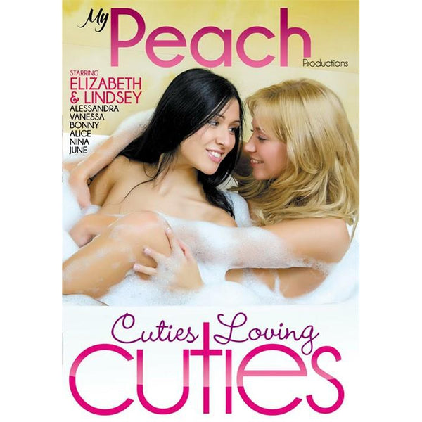Adult Movie - Cuties Loving Cuties-DVDC-The Love Zone