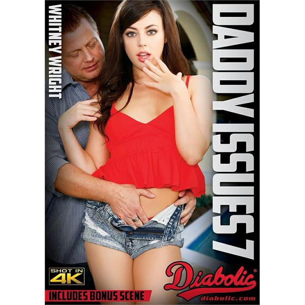 Adult Movie - Daddy Issues 7-DVDC-The Love Zone