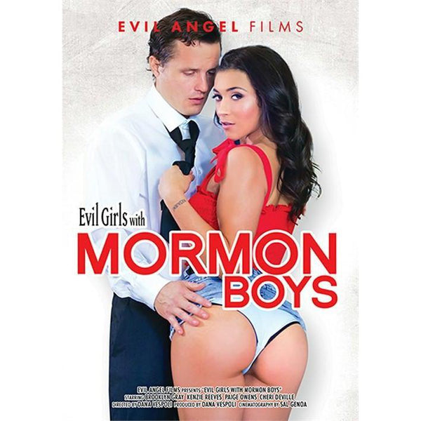 Adult Movie - Evil Girls with Mormon Boys-DVDC-The Love Zone