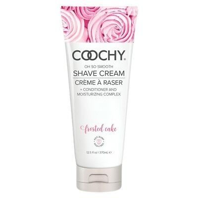Bath & Body - Coochy Frosted Cake 12.5oz Rash Free Shave Creme-LOT-The Love Zone
