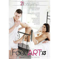 Adult Movie - Foot Art 13-DVDC-The Love Zone