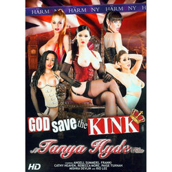 Adult Movie - God Save the Kink-DVDC-The Love Zone