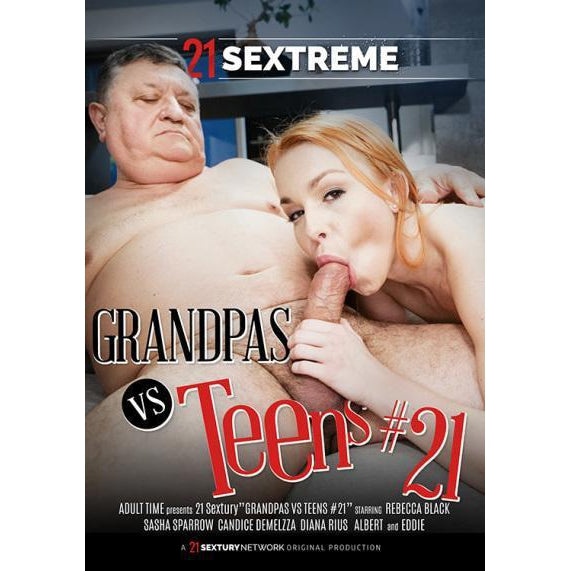 Adult Movie - Grandpa VS Teens 21-DVDC-The Love Zone