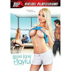 Adult Movie - Jesse Jane Playful-DVDC-The Love Zone