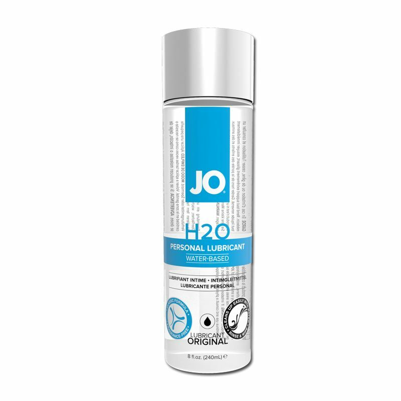 Lubricant Water Based - JO H2O Lube 2oz-LUB-The Love Zone