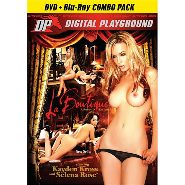 Adult Movie - La Boutique-DVDC-The Love Zone