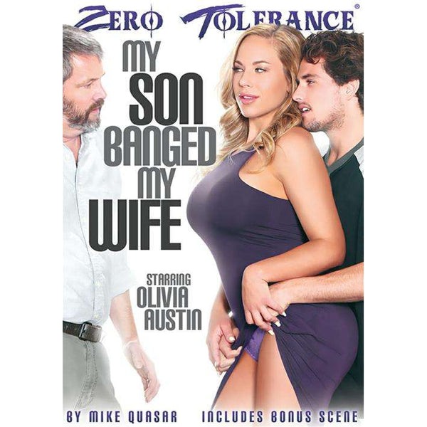 Adult Movie - My son Banged my Wife-DVDC-The Love Zone