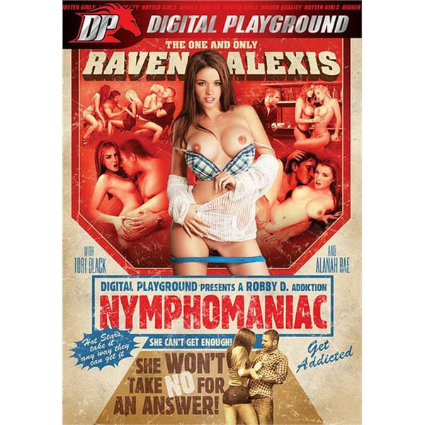 Adult Movie - Nymphomaniac Digital playground-DVDC-The Love Zone