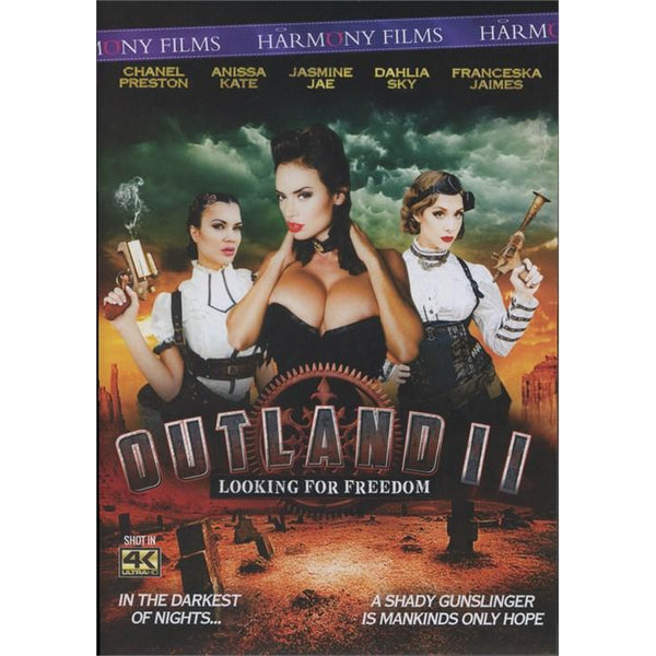 Adult Movie - Outland 2-DVDC-The Love Zone