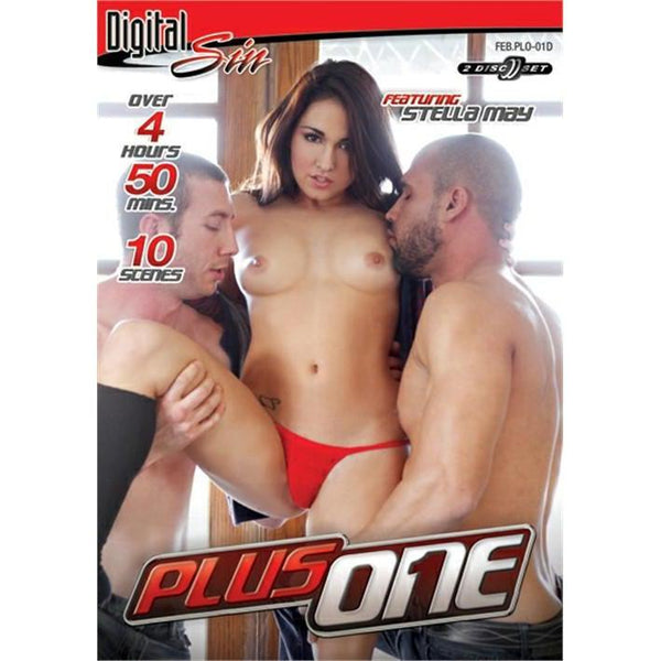 Adult Movie - Plus One-DVDC-The Love Zone