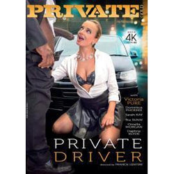 Adult Movie - Private Driver-DVD-The Love Zone