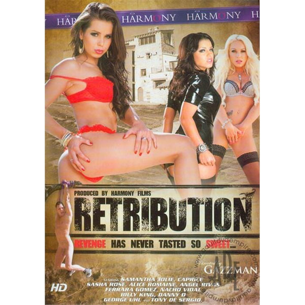 Adult Movie - Retribution-DVDC-The Love Zone