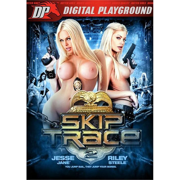 Adult Movie - Skip Trace 2-DVDC-The Love Zone