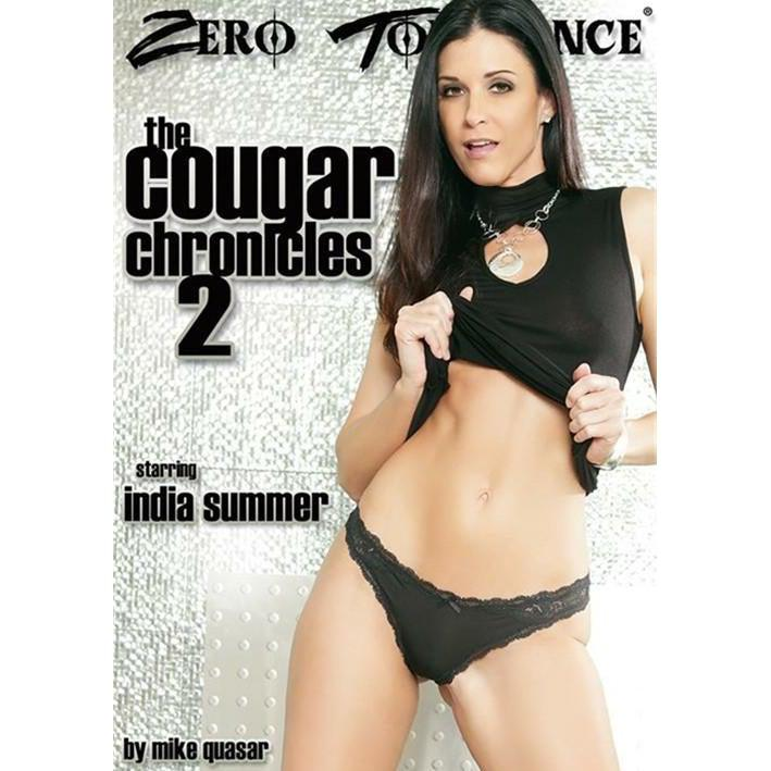 Adult Movie - The Cougar Chronicles 2-DVDC-The Love Zone
