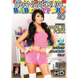 Adult Movie - Transsexuals Babysitter 20-DVDC-The Love Zone