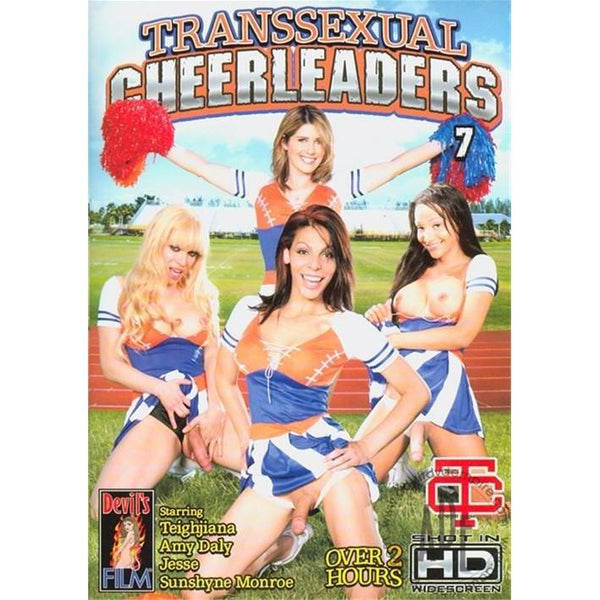 Adult Movie - Transsexuals Cheerleaders 7-DVDC-The Love Zone