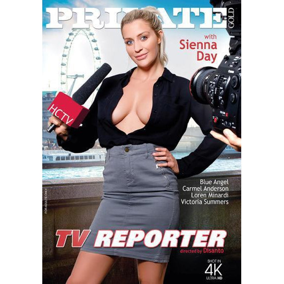 Adult Movie - TV Reporter-DVDC-The Love Zone