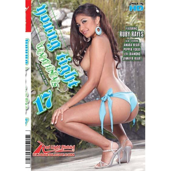 Adult Movie - Young Tight Latinas 17-DVDC-The Love Zone