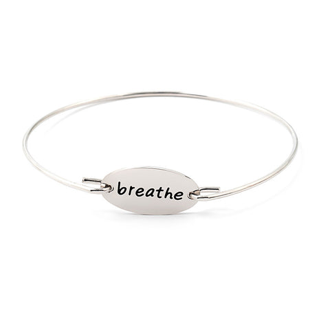 Breathe Bangle - Ashley Jewels - 4