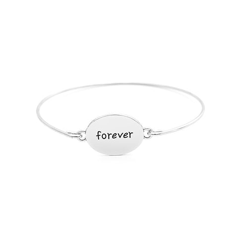 Forever Bangle - Ashley Jewels - 2