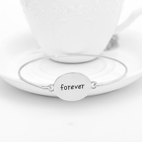 Forever Bangle - Ashley Jewels - 1