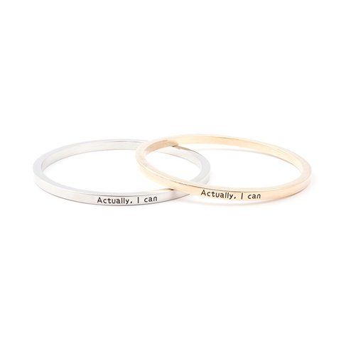 Actually I Can Bangle - Florence Scovel - 1