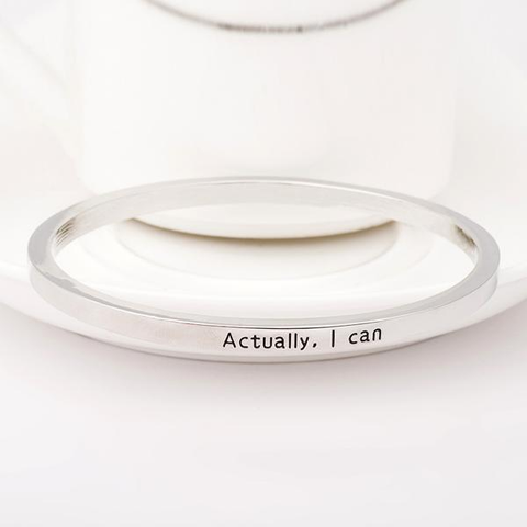 Actually I Can Bangle - Florence Scovel - 4