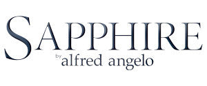 Alfred Angelo Sapphire Collection Logo