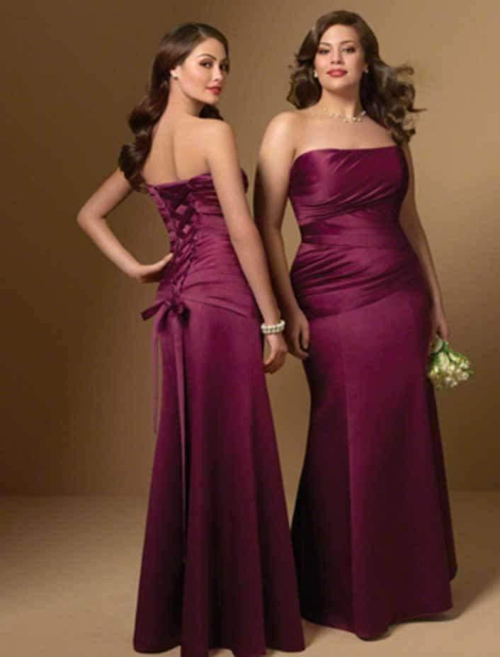 UK13 EGGPLANT - ANAIS - SALE - Adore Bridal and Occasion Wear