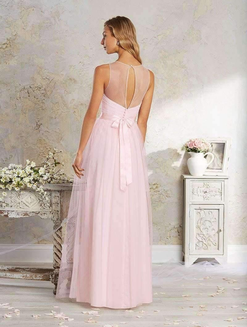 UK06 LIGHT PINK - LINZI - SALE - Adore Bridal and Occasion Wear