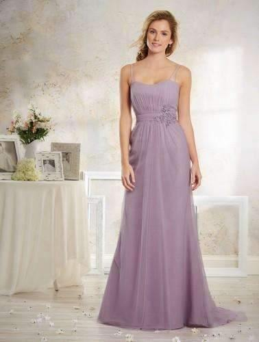 UK10 DUSTY MAUVE - BEATRIX - SALE - Adore Bridal and Occasion Wear