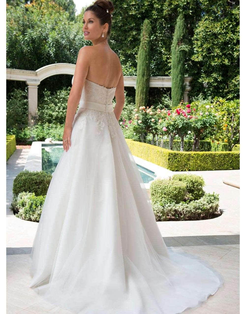 Julianne with train PLUS - Adore Bridal and Occasion Wear